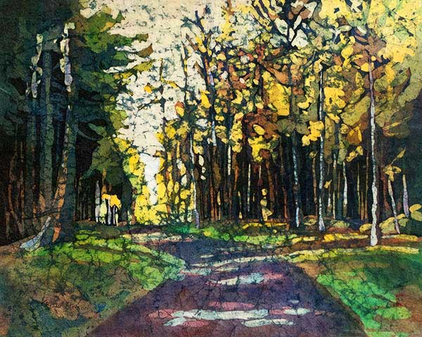 New Work at Fog Forest Gallery in Sackville, NB
